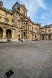Παρίσι, Γαλλία - το Νοέμβριο του 2017 2007 france june louvre museum paris Διάσημο ιστορικό ορόσημο τέχνης στην Ευρώπη Ρομαντικός στοκ φωτογραφία