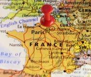 Παρίσι Γαλλία, κόσμος Capitol της μόδας απεικόνιση αποθεμάτων