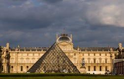 Παρίσι, Γαλλία στις 26 Μαΐου 2015 το Λούβρο Στοκ Εικόνες