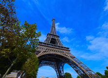 Παρίσι - γύρος Effeil Λα Στοκ φωτογραφία με δικαίωμα ελεύθερης χρήσης