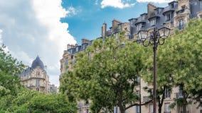 Παρίσι, θέση de Λα έθνος στοκ φωτογραφία με δικαίωμα ελεύθερης χρήσης