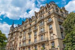 Παρίσι, θέση de Λα έθνος στοκ φωτογραφία
