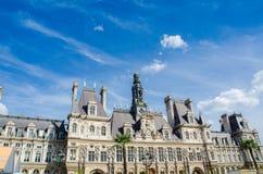 Παρίσι - 14 Σεπτεμβρίου 2012: Δήμαρχος Office επάνω Στοκ φωτογραφίες με δικαίωμα ελεύθερης χρήσης