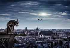 Παρίσι σε αποκριές, Γαλλία Στοκ εικόνες με δικαίωμα ελεύθερης χρήσης