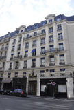 Παρίσι, στις 18 Ιουλίου: Ιστορικά κτήρια στο Παρίσι από τη Γαλλία Στοκ φωτογραφία με δικαίωμα ελεύθερης χρήσης
