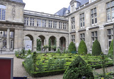 Παρίσι, στις 19 Ιουλίου: Ιστορικό κτήριο Plaza Vendome από το Παρίσι στη Γαλλία Στοκ φωτογραφίες με δικαίωμα ελεύθερης χρήσης