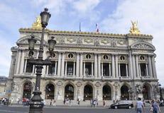 Παρίσι, 17.2013-όπερα Garnier Αυγούστου στοκ εικόνα με δικαίωμα ελεύθερης χρήσης