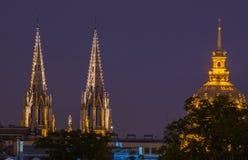 Παρίσι 8 Στοκ Εικόνες