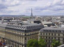 Παρίσι, august16,2013-άποψη άνωθεν στοκ εικόνες