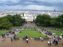 Παρίσι Montmatre Στοκ εικόνες με δικαίωμα ελεύθερης χρήσης