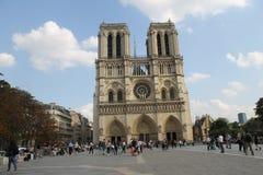 Παρίσι Notre Dame 2016 στοκ εικόνες