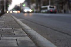παραγμένος χρυσός γεια δρόμος εικόνας RES πόλεων ψηφιακά έκδοση Στοκ φωτογραφίες με δικαίωμα ελεύθερης χρήσης