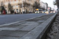 παραγμένος χρυσός γεια δρόμος εικόνας RES πόλεων ψηφιακά έκδοση Στοκ φωτογραφία με δικαίωμα ελεύθερης χρήσης
