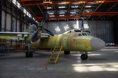 παραγωγή αεροσκαφών Στοκ φωτογραφίες με δικαίωμα ελεύθερης χρήσης