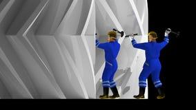 Παραγωγή εργαλείων Στοκ φωτογραφία με δικαίωμα ελεύθερης χρήσης