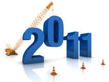 παραγωγή ιστορίας του 2011 Ελεύθερη απεικόνιση δικαιώματος