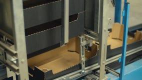 Παραγωγή κουτιών από χαρτόνι φιλμ μικρού μήκους