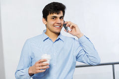 Παραγωγή των κλήσεων στοκ φωτογραφία με δικαίωμα ελεύθερης χρήσης