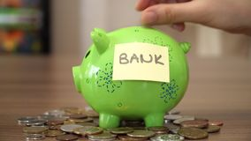 Παραγωγή των χρημάτων για το μέλλον φιλμ μικρού μήκους