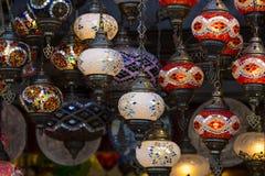 Παραδοσιακά τουρκικά φανάρια Στοκ Εικόνες