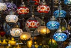 Παραδοσιακά τουρκικά φανάρια Στοκ Φωτογραφίες