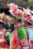 παραδοσιακές γυναίκες μειονότητας ενδυμάτων yi Στοκ εικόνες με δικαίωμα ελεύθερης χρήσης