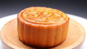 Παραδοσιακές περιστροφές κέικ φεγγαριών ύφους πλάγιας όψης φιλμ μικρού μήκους
