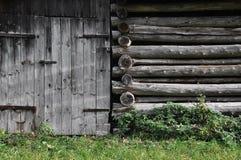 Παραδοσιακή γεωργική αρχιτεκτονική στοκ φωτογραφίες