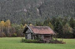 Παραδοσιακή γεωργική αρχιτεκτονική στοκ εικόνα