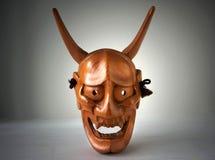Παραδοσιακή ιαπωνική μάσκα θεάτρων Noh Στοκ φωτογραφία με δικαίωμα ελεύθερης χρήσης