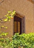 Παραδοσιακή ισπανική αρχιτεκτονική, Pueblo Espana, Βαρκελώνη, Ισπανία στοκ φωτογραφία με δικαίωμα ελεύθερης χρήσης