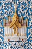 Παραδοσιακή ταϊλανδική τέχνη Στοκ φωτογραφίες με δικαίωμα ελεύθερης χρήσης