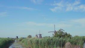 Παραδοσιακοί ανεμόμυλοι στην Ολλανδία Παγκόσμια κληρονομιά της ΟΥΝΕΣΚΟ φιλμ μικρού μήκους