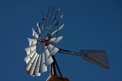 παραδοσιακός ανεμόμυλ&omicron Στοκ Φωτογραφία