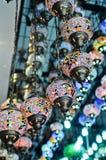 παραδοσιακός τουρκικός τρύγος λαμπτήρων Στοκ φωτογραφίες με δικαίωμα ελεύθερης χρήσης
