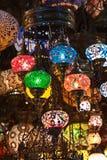 παραδοσιακός Τούρκος λαμπτήρων Στοκ εικόνα με δικαίωμα ελεύθερης χρήσης
