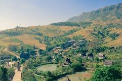 Παραδοσιακό σπίτι βουνών στοκ εικόνα με δικαίωμα ελεύθερης χρήσης