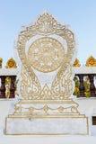 Παραδοσιακό ταϊλανδικό ύφος στο γρανίτη στοκ φωτογραφία με δικαίωμα ελεύθερης χρήσης