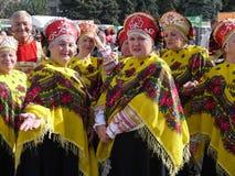 παραδοσιακό φόρεμα Στοκ εικόνα με δικαίωμα ελεύθερης χρήσης