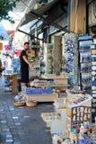 Παραδοσιακό χειρωνακτικό κατάστημα Στοκ φωτογραφία με δικαίωμα ελεύθερης χρήσης