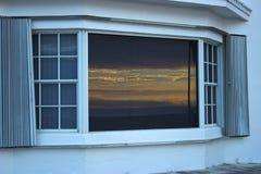 Παραθυρόφυλλο ακκορντέον στοκ φωτογραφίες με δικαίωμα ελεύθερης χρήσης