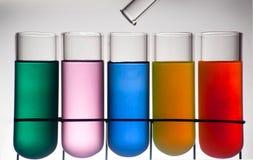 παραλήπτης μελανιού χρώμα&tau Στοκ Εικόνα