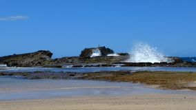 Παραλία †«Isabela, Πουέρτο Ρίκο Pesquera Playa Στοκ Εικόνες