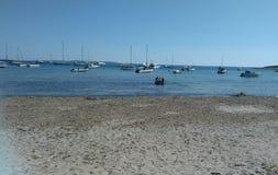 Παραλία άμμου για την απόλαυση και τη διασκέδαση στοκ εικόνα με δικαίωμα ελεύθερης χρήσης