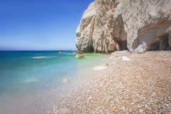 Παραλία άμμου στοκ εικόνα