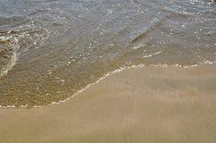 παραλία ανασκόπησης Στοκ Φωτογραφίες