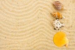 παραλία ανασκόπησης Στοκ εικόνες με δικαίωμα ελεύθερης χρήσης