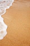 παραλία ανασκόπησης Στοκ φωτογραφία με δικαίωμα ελεύθερης χρήσης