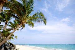 παραλία εξωτική Στοκ φωτογραφίες με δικαίωμα ελεύθερης χρήσης