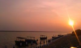 Παραλία θάλασσας Konark στο odisha στοκ φωτογραφία